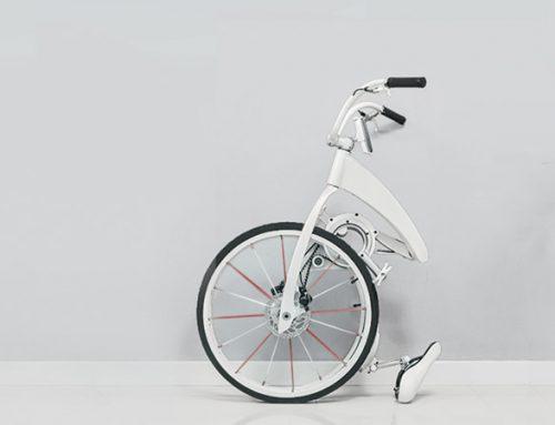 Електронното сгъваемо колело