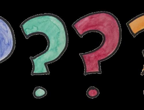 Четири въпроса, които да си зададем, преди да говорим